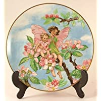 Heinrich Flower Fairies Collector Plate–The Apple Blossom Fairy–by Cicely Mary Barker–CP985