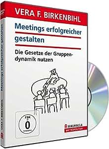 Meetings erfolgreicher gestalten/V.F. Birkenbihl [232 DVDs]