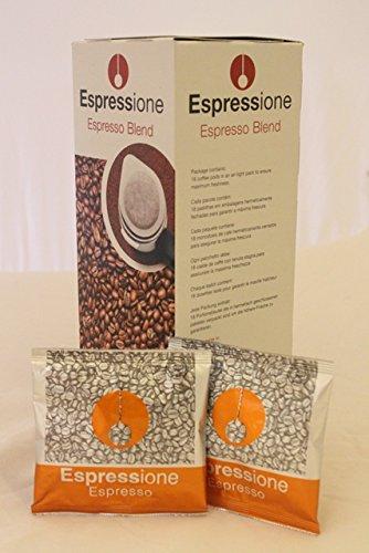 Purchase Espressione E.S.E. Coffee Pods Espresso Blend by Espressione