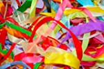 Assorted Ribbon, Various Colours , Ap...
