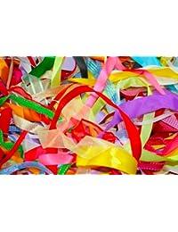 Preisvergleich für Bänder, Geschenkbänder, verschiedene Farben, 25g