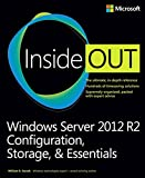 This supremely organized reference packs hundreds of timesaving solutions, troubleshooting tips, and workarounds for Windows Server 2012 R2 - with a focus on configuration, storage, and essential administrative tasks.  Coverage includes:   ...