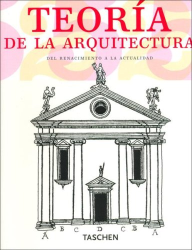 Architectural Theory (Klotz S.)