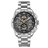 PAGANI DESIGN Men es Luxury-Marke Sport Chronograph Wasserdichte QuarzUhren
