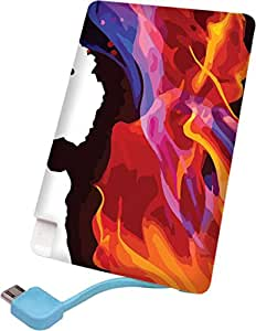 APE Printed Power Bank for Sony Xperia T2 Ultra