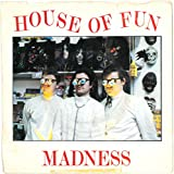 Madness House of Fun UK 45 7' single +Picture Sleeve
