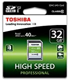 Toshiba SD-T032UHS1-6 Carte mémoire SDHC Classe 10 32 Go