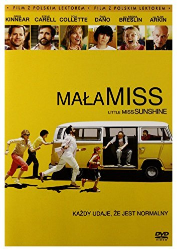 Little Miss Sunshine [Region 2] (English audio. English subtitles) by Abigail Breslin