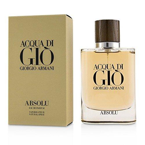 Emporio Armani Acqua di Gio Absolu Uomo Agua de Perfume - 75 ml (precio: 82,31€)