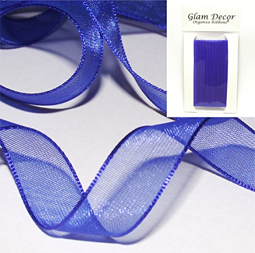 royal-blue-glam-decor-organza-ribbonsr-sheer-for-weddings-favour-boxes-crafts-top-quality-10mm-6-met