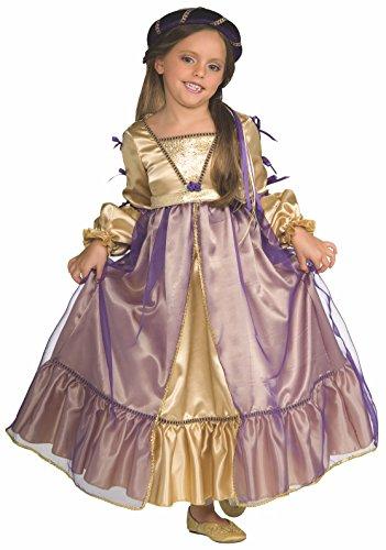 (Little Princess Juliet Costume by Rubie's)