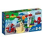 LEGO-Duplo-Super-Heroes-le-Avventure-di-Spider-Man-e-Hulk-10876