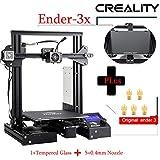 Creality Ender-3 3D-Drucker Lebenslauf Drucken V-Slot Prusa i3 für Home School Verwendung 220x220x250mm Build Plate Von Luxnwatts