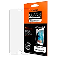 [Introducing]  Spigen Tempered Glass Screen protector for the iPhone 6s / 6 is more that meets the eye. The rounded edges offer comfort in the hand and compatibility with Spigen iPhone 6s / 6 cases, all while retaining the original touchscree...