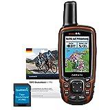 GPSMAP64s + TOPO Deutschland V7 PRO Bundle