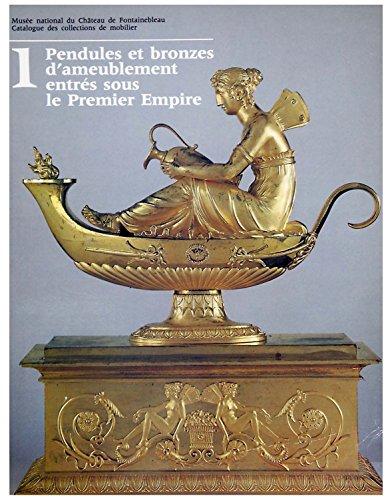 Pendules et bronzes d'ameublement entres sous le premier empire par Jean-Pierre Samoyault
