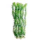 3 Stücke Aquarium Grün Artifiziell Wasserprimel Kunstpflanze Wasserpflanze Deko de