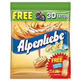 #9: Alpenliebe Gold Candy, 340g with Free Water Bottle and Free 3D Tattoo