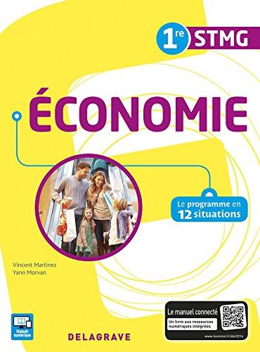Economie 1ere STMG élève