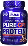 USN Pure Protein GF1 Low Carb Protein Shake, Chocolate, 1 kg