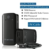 Endoskop WiFi Box für USB-Endoskop Android Endoskop Endoskop Rohr Kamera Schlange Inspektionskamera...