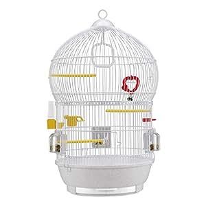Ferplast - Cage Bali Blanche