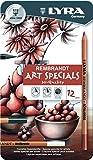 LYRA 2001123 Rembrandt Art Specials Etui M12 Knstlerstift Metalletui mit 12 Stck