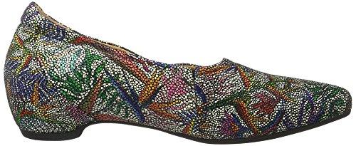 Pensez! Imma 080231, Ballerines Femmes Multicolores (sz / Multi 03)