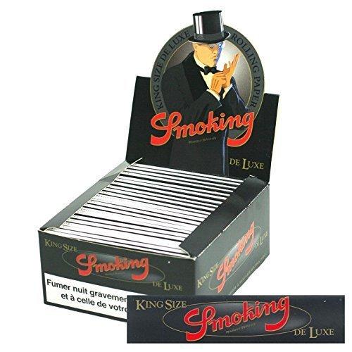 Preisvergleich Produktbild Smoking King Size de Luxe schwarz