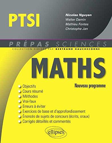 Maths PTSI Conforme au Programme 2013