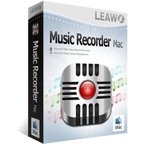 Leawo MusicRecorder MAC (Product Keycard ohne Datenträger) -Lebenslange Lizenz-