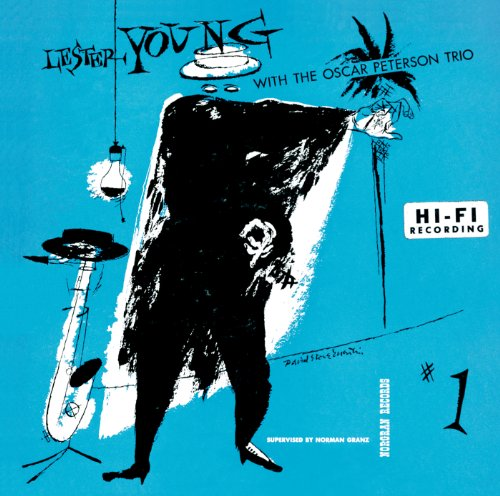 Lester Young With The Oscar Pe...