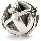 Trollbeads 11342 - Bead da donna, argento sterling 925