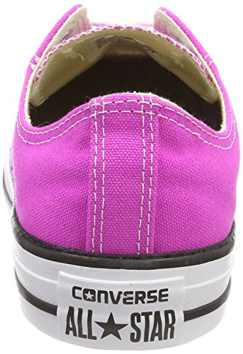 Converse Unisex-Erwachsene CTAS Ox Hyper Magenta Sneaker Pink (Hyper Magenta)