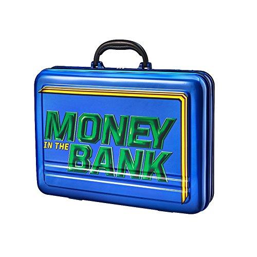 WWE Money in the Bank - Maletín conmemorativo