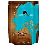 Rainforest Foods | Spirulina Powder | 2 x 6 x 200g