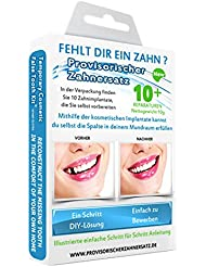 Cosmetic Teeth UK Kit de dents temporaires