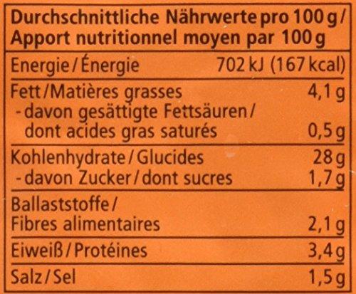 Alnatura Bio Bratlinge mexikanisch, vegan, 6er Pack (6 x 175 g) - 2