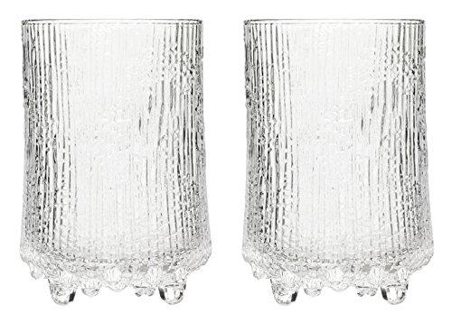 [Regular Imported Goods] Iittala Ultima-To-Les Highball Glass Pair Set (B Jp F/S