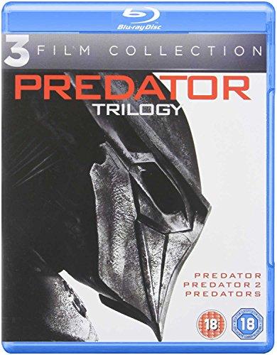 Predator Trilogy [Blu-ray] [UK Import]