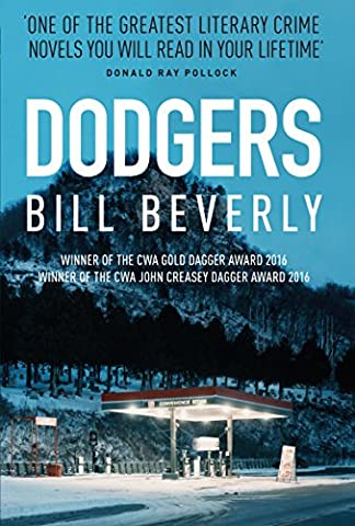 Dodgers: The award winning debut literary crime