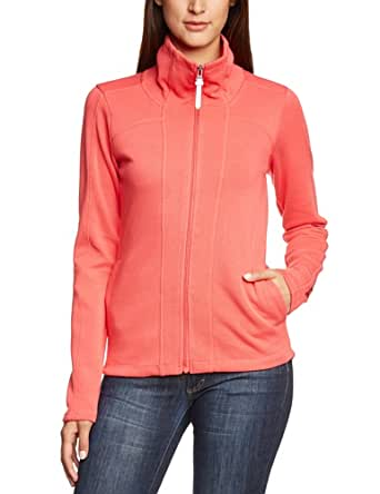 Bench Damen Sweatshirt Sweatjacke Abbots orange (Dubarry) X-Large