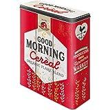 Nostalgic-Art 30328 Cereal  | Vorratsdose XL | Aufbewahrungs-Box | Cornflakes-Dose | Blech-Dose | Metall