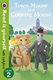 Read It Yourself the Town Mouse and the Country Mouse (mini Hc)