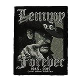 LEMMY FOREVER Patch/ Aufnäher