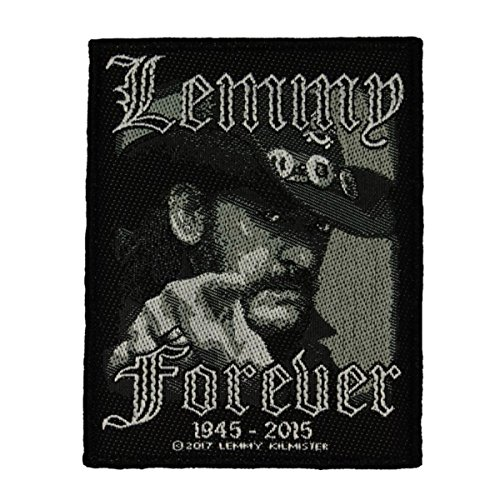 LEMMY FOREVER Patch/ Aufnäher (Band Banana)