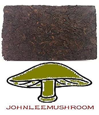 Brique de thé noir fermentée Pu erh, emballage de sac de qualité A 500 grammes