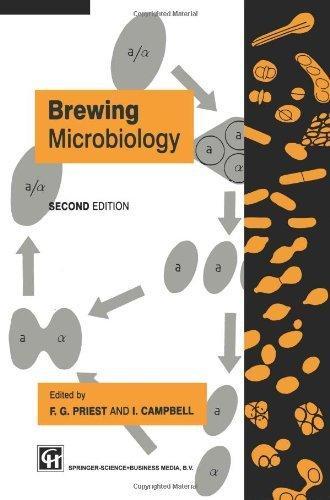 Brewing Microbiology by F. G. Priest (Editor), Fergus Priest (Editor) (26-Apr-2013) Paperback