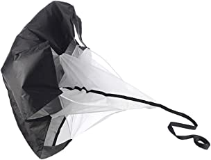The YoYo Mart Speed Drills Training Resistance Parachute Running Chute Power Tool Aid Fitness Power Chute Speed Training