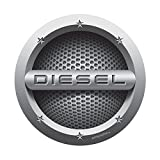 #5: Autographix Diesel Cars Circle Fuel Badge